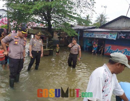 Drainase Buruk Akibatkan Banjir di Tanjung Morawa