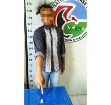 Kedapatan Bawa Sabu, Pedagang Muda Diamankan Polisi