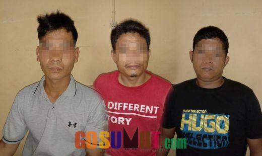 Reskrim NA IX-X Ungkap Spesialis Ternak Lembu di Dusun Panduan